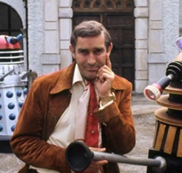 Terry Nation and Daleks