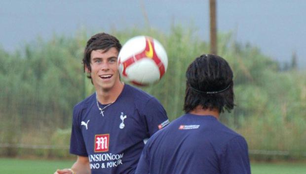 Gareth Bale Cardiff