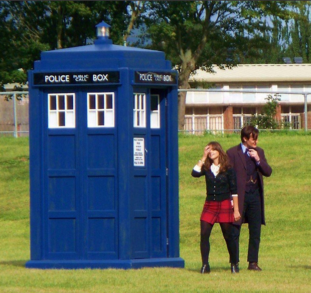 Dr Who Cardiff