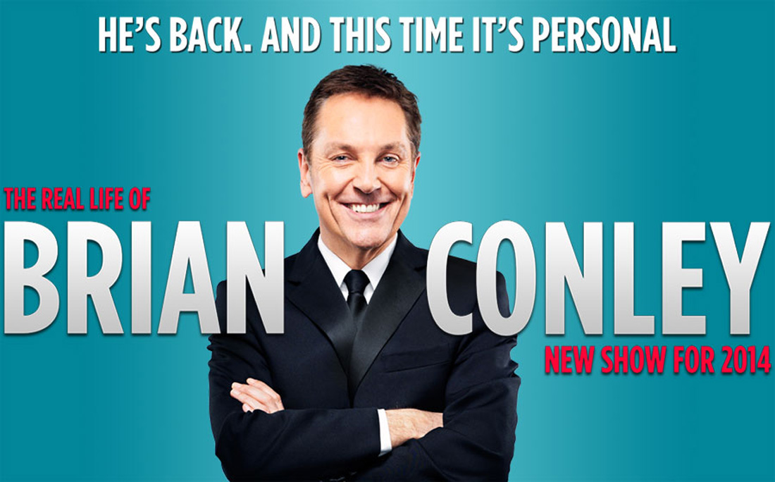 Brian Conley Dangerous Brian Brian Conley in Cardiff i