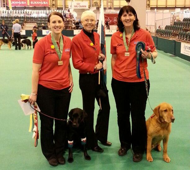 Crufts 2014 Winners