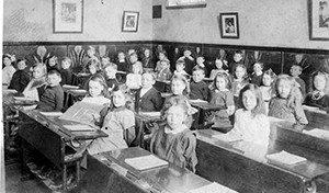 hawthorn school c1910 web