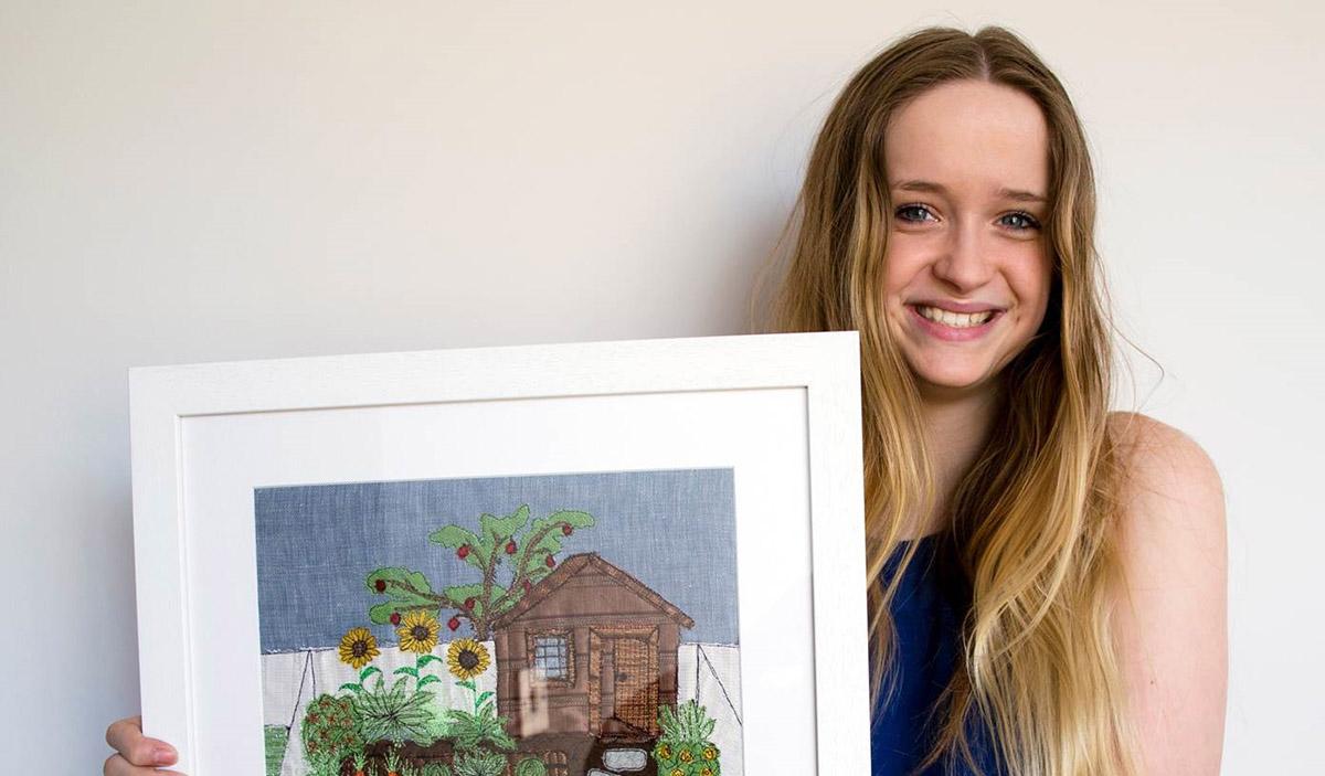 Jenny Evans Velindre Art auction 1
