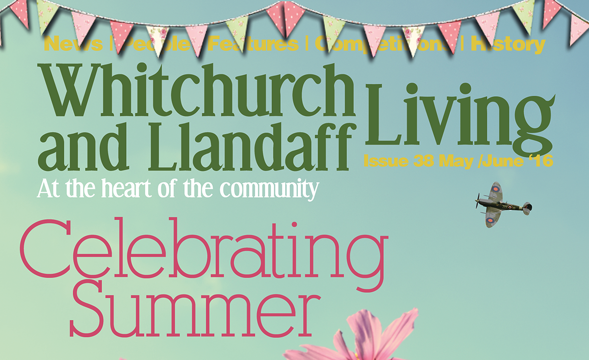 Whitchurch and Llandaff Living Issue 38 cover