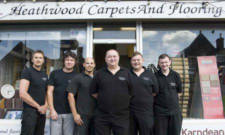 Heathwood Carpets