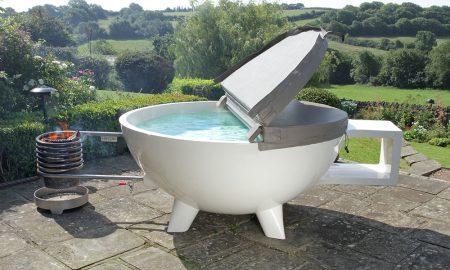 Top Stak hot tub