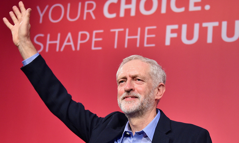 Jeremy Corbyn Cardiff