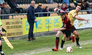 Cardiff Met FC v Carmarthen Town