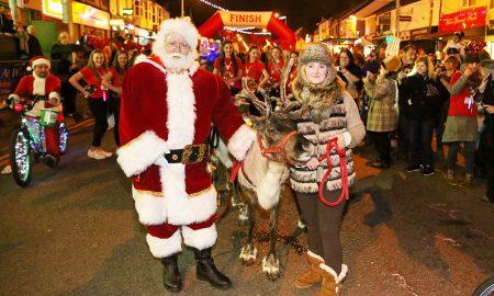 Reindeer Run Cardiff 2017