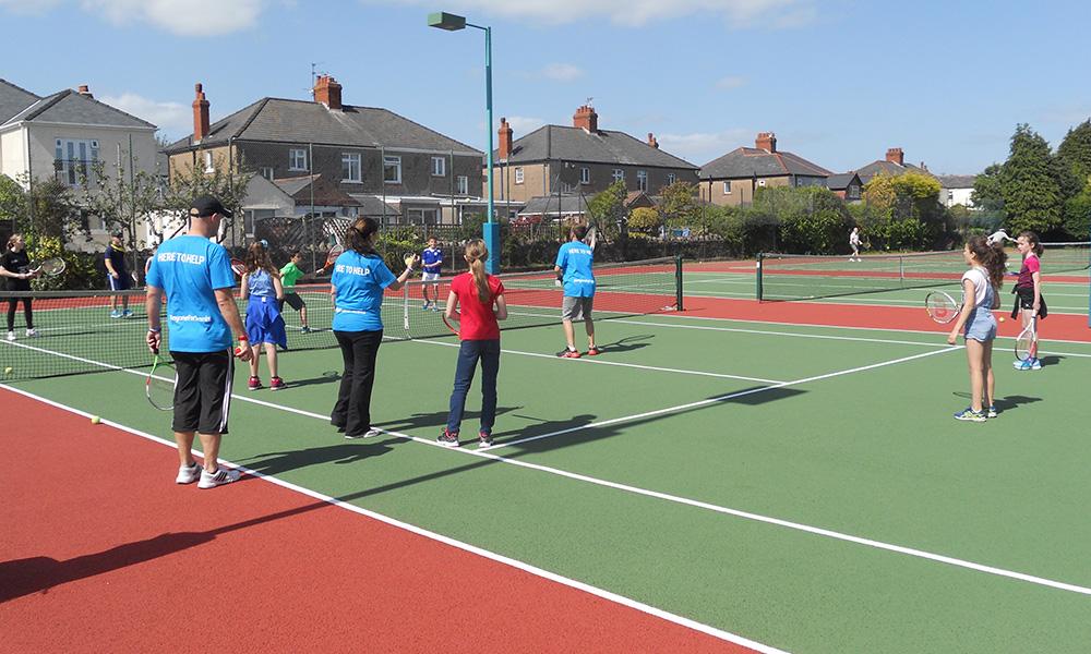 Whitchurch Tennis Club