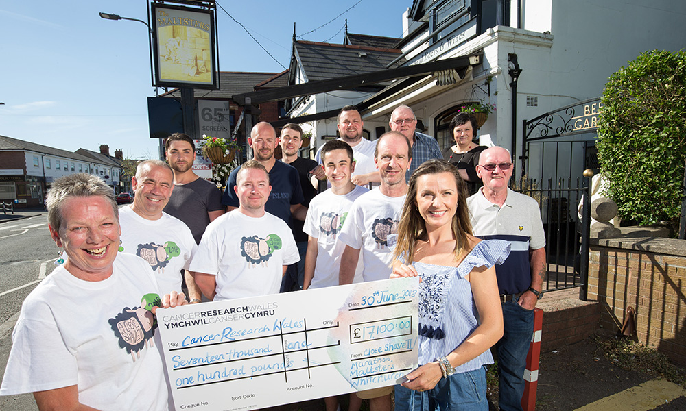 Whitchurch charity