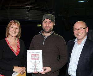 Blog Awards 2012