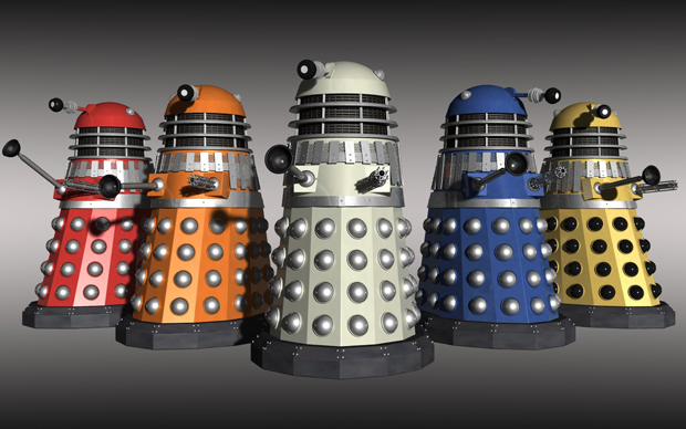 Daleks Terry Nation