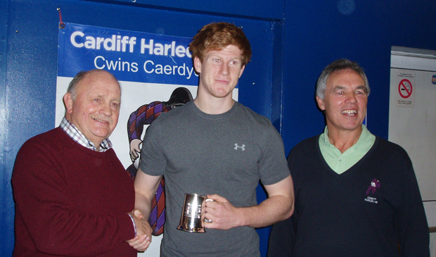 Rhys Patchell Cardiff