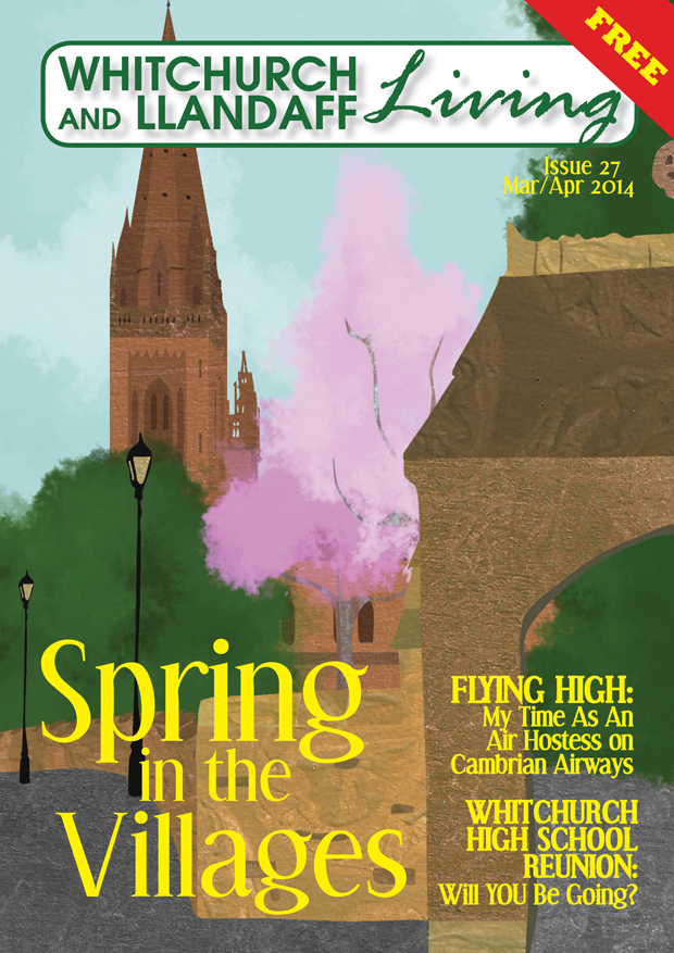 Whitchurch and Llandaff Living magazine