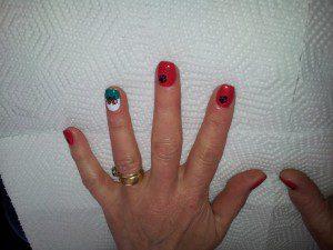 Crufts Nails 2014
