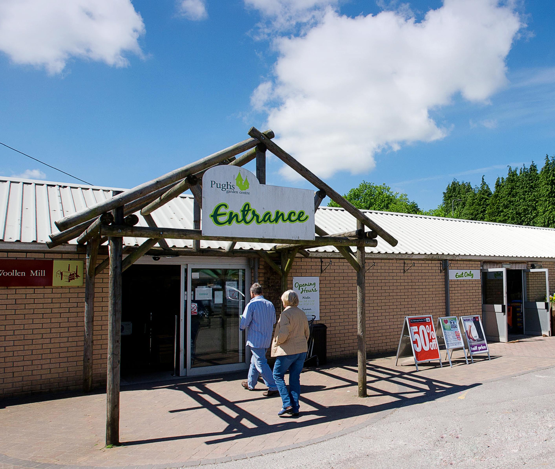 Pughs Garden Centre Radyr
