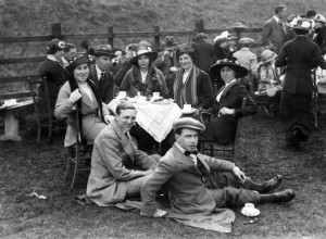 Whitchurch Golf Club Opening 1914