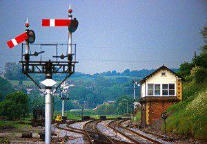 Cardiff train