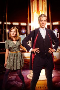 Dr Who Series 8