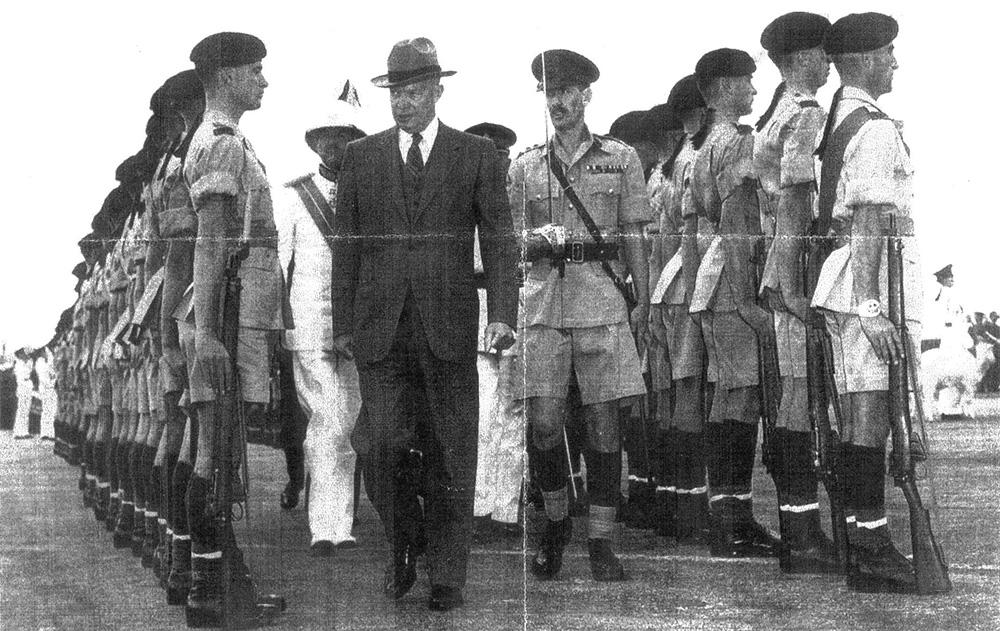 Bermuda 1953