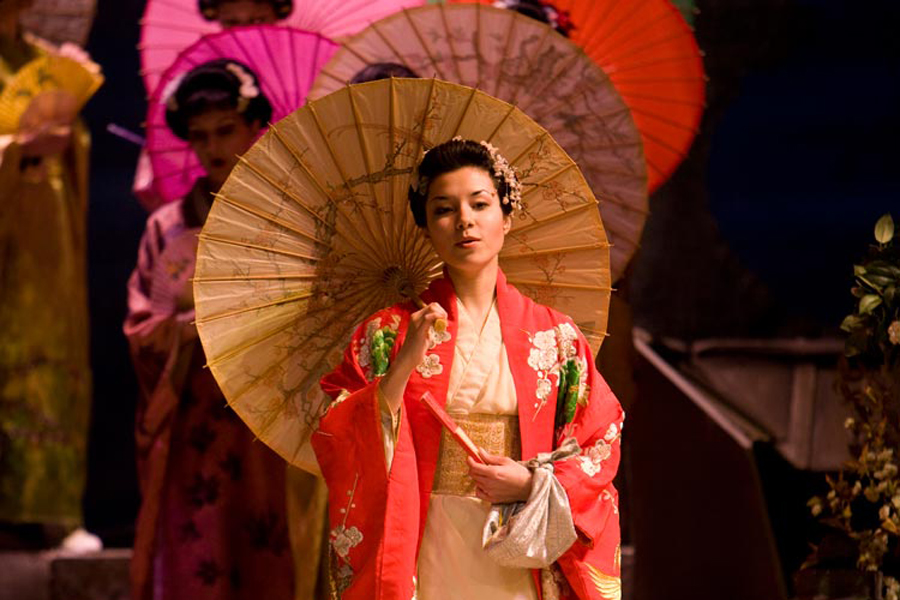 Madame Butterfly Cardiff