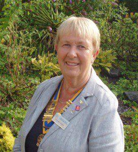 Pauline Rotary Cardiff