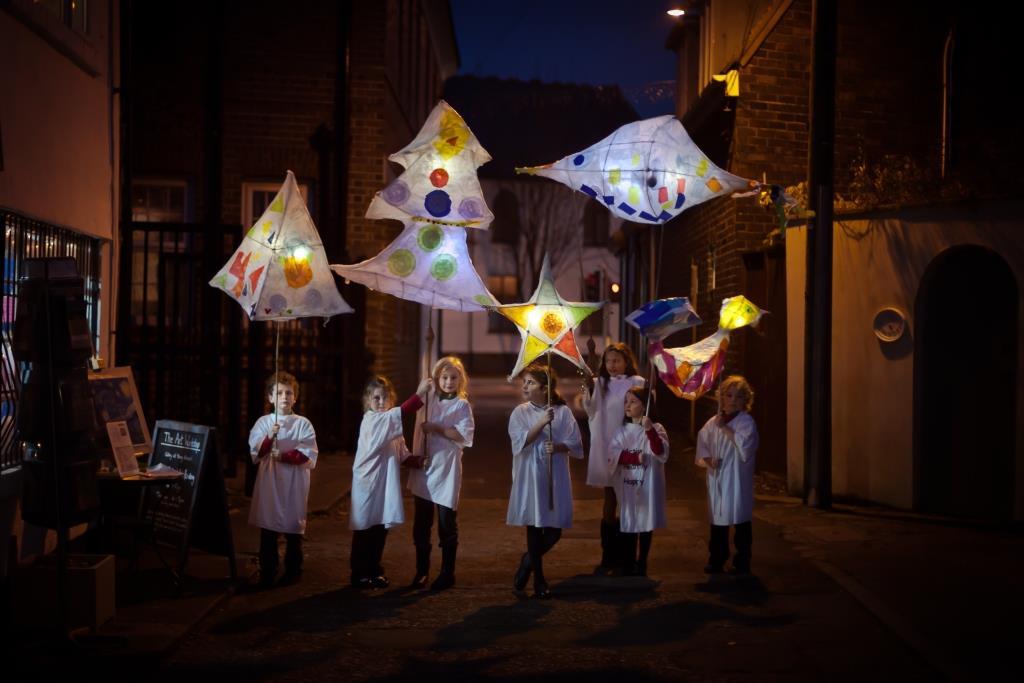 Lantern Parade Rhiwbina