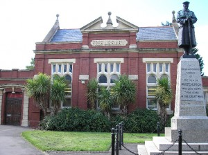 whitchurch library