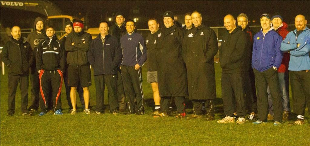 Rhiwbina rugby Cardiff