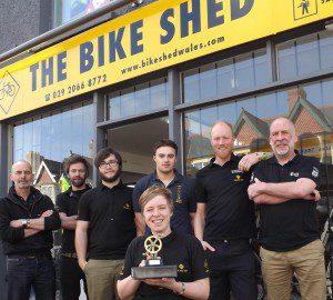 Bike Shed Pontcanna Cardiff