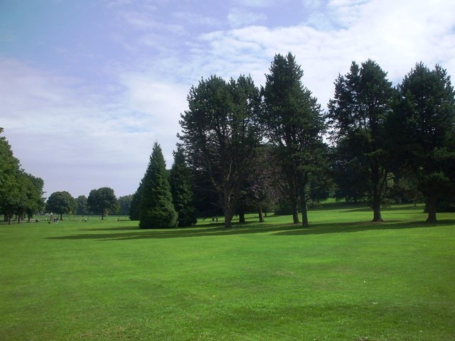 Llandaff Fields