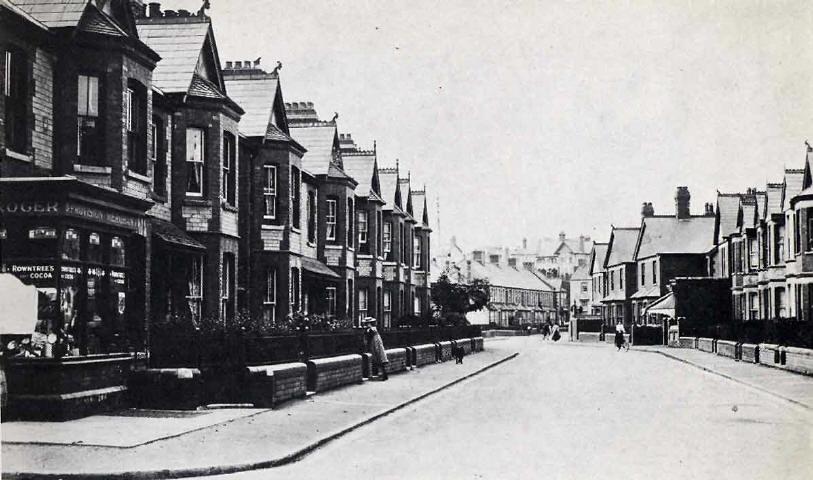 Ty Mawr Road
