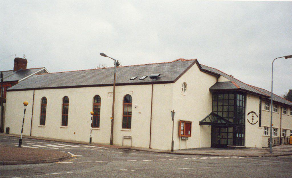 Beulah Church Community Centre rebuilt 2003