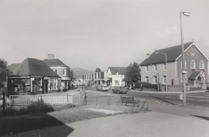 Heol-y-Deri Beulah Rd junction 1960s