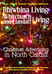 Living Magazines Christmas cover