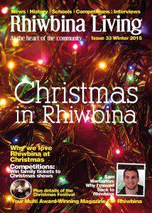 Christmas Rhiwbina