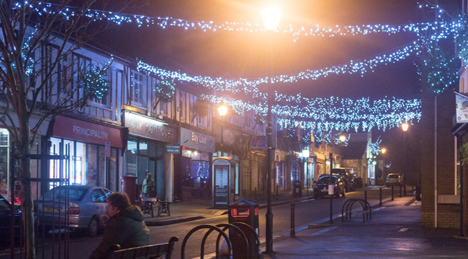 Llandaff Christmas