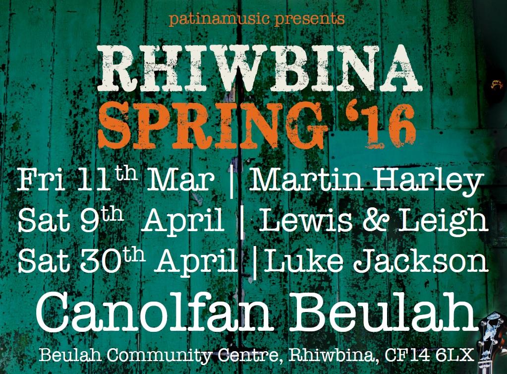 Rhiwbina Spring