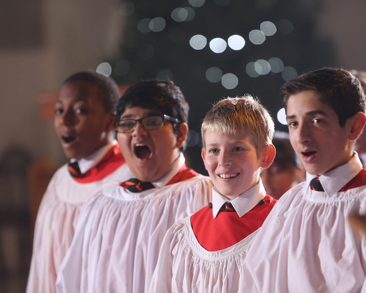 Cardiff Metropolitan Cathedral Choir 2014