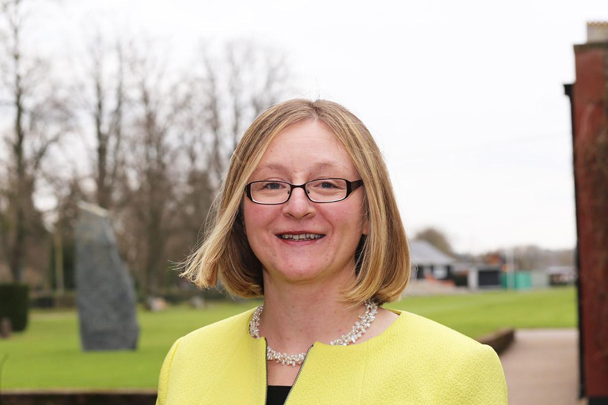 Mrs Clare Sherwood