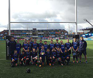 Rugby Hub School photo