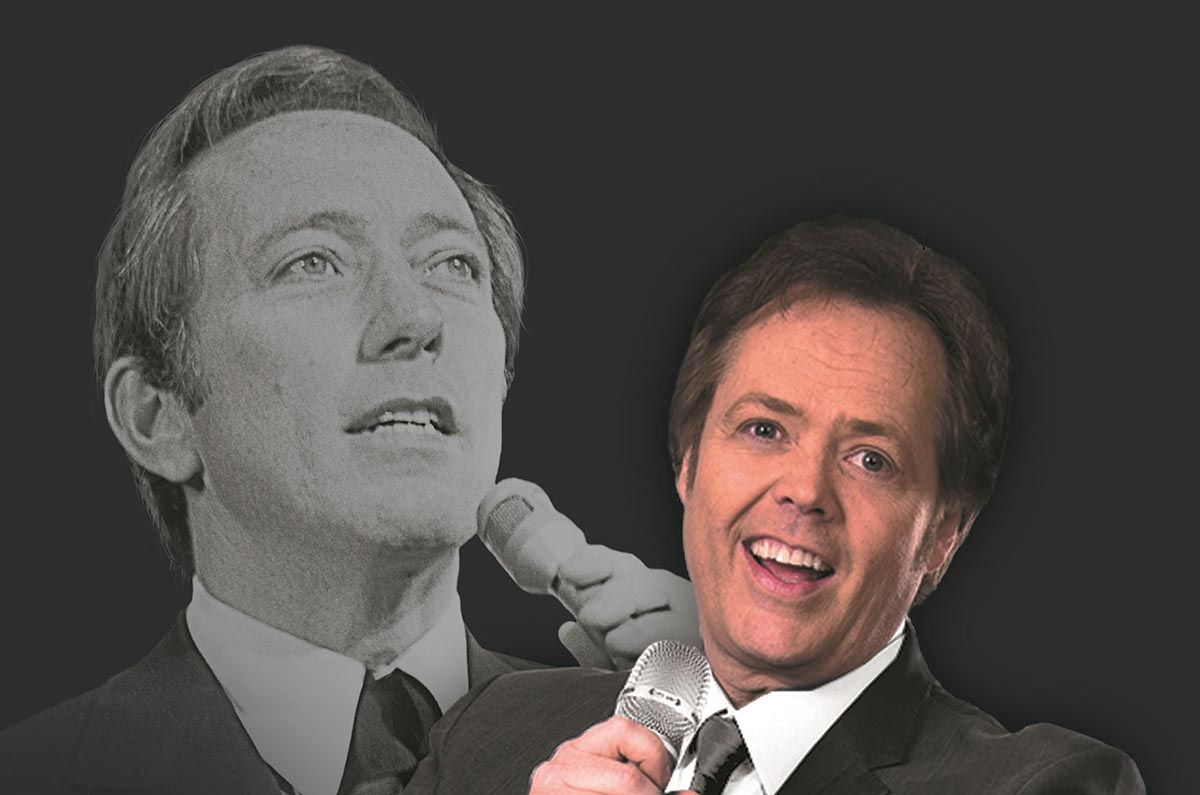 Jimmy Osmond Cardiff