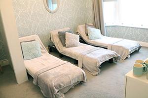relaxation room Tycio