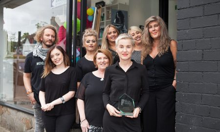 Michelle Marshall Salon Cardiff