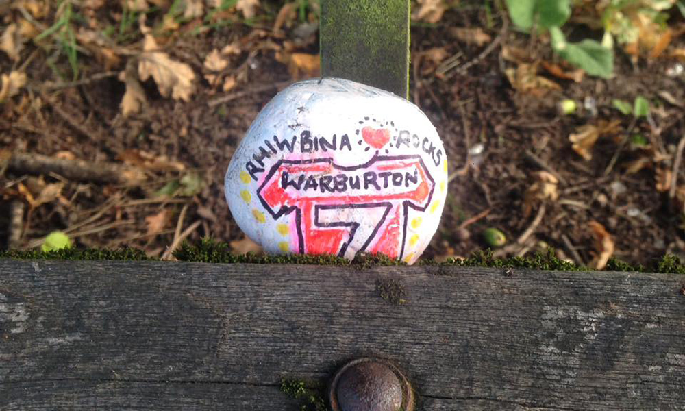 Rhiwbina Rocks Cardiff