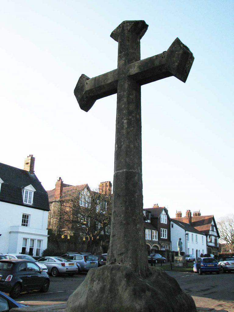 Preaching Cross