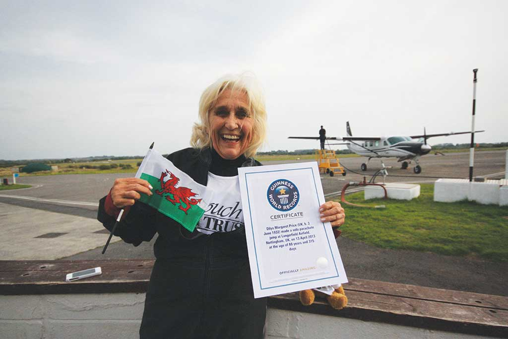 Dilys-Price-world-record-holder