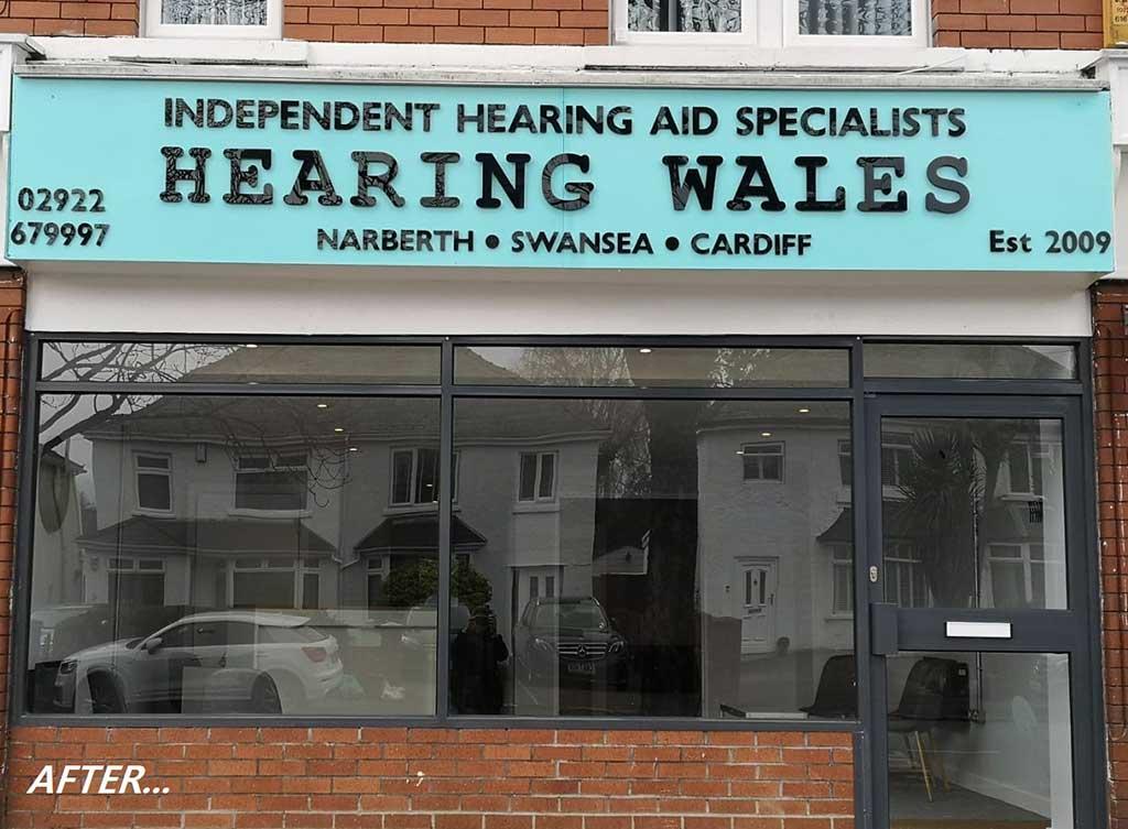 Hearing-Wales
