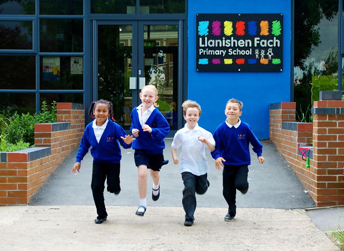 Llanishen-Fach-reopening
